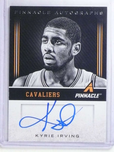 2013-14 Panini Pinnacle Kyrie Irving autograph auto #1 *68115