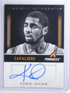2013-14 Panini Pinnacle Kyrie Irving autograph auto #1 *68116