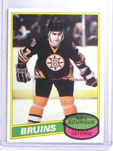 1980-81 Topps Ray Bourque rc rookie #140 *68262