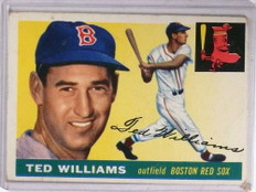 1955 Topps Ted Williams #2 VG *68354