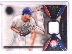 2017 Topps Tribute Cole Hamels jersey #D97/192 #TR-CH *68471