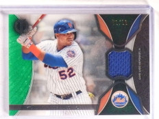 2017 Topps Tribute Green Yoenis Cespedes jersey #D79/99 #TR-YC *68480