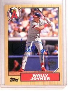 2012 Topps Archives Wally Joyner autograph auto #FFA-WJ *68576