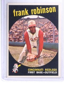 1959 Topps Frank Robinson #435 EX *68636