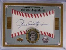 2002 Sweet Spot Classics Signatures Rollie Fingers autograph auto #S-RF *68972