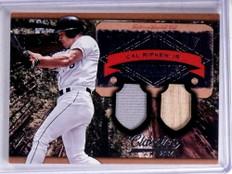 2014 Panini Classics Legendary Lumberjacks Cal Ripken Jr. jersey bat #/99 *68967
