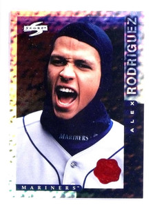 1998 Score Showcase Series Artist's Proof Alex Rodriguez #PP116 *69082
