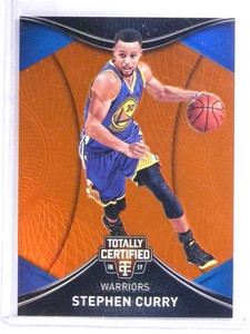 2016-17 Totally Certified Orange Stephen Curry #D22/60 #14 *69113