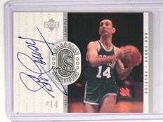 2000 Upper Deck Legends Legendary Signatures Bob Cousy autograph auto  *69706 ID: 16689