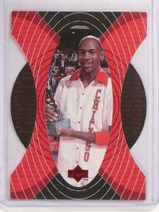1997-98 Upper Deck AIRlines Diecut Michael Jordan #AL4 *69764 ID: 16699