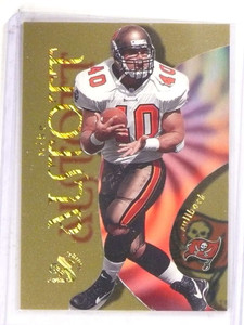 1999 Skybox EX Century Essential Credentials Mike Alstott #D11/79 #12 *69825