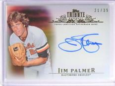 2013 Topps Tribute Jim Palmer Autograph auto #D21/35 #TAJP2 *70333