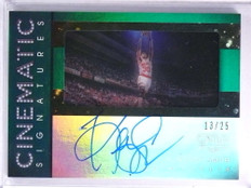 2015-16 Panini Gala Cinematic Signatures Kenny Smith Autograph #D13/25 *70433