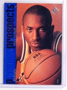 1996-97 Upper Deck SP Kobe Bryant Rookie RC #134 *70683