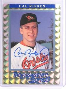 1992 Donruss Elite Signature Cal Ripken Jr. autograph auto #D732/5000 *70961