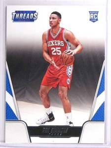 2016-17 Panini Threads Ben Simmons Rookie RC #156 *71474