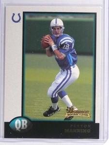 1998 Bowman Peyton Manning Rookie RC #1 *71261