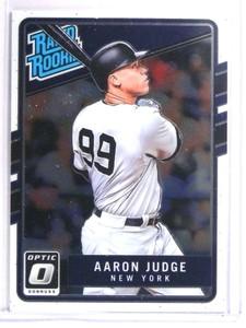 2017 Panini Donruss Optic Rated Rookie Aaron Judge Rookie RC #38 *71498