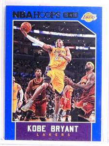 2015-16 Panini Hoops Blue Kobe Bryant #D151/399 #172 *71644