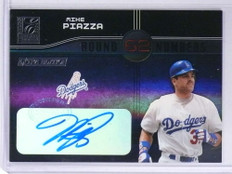 2004 Donruss Elite Round Numbers Mike Piazza autograph auto #D2/5 #RN31 *71960