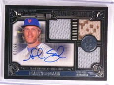 2016 Topps Museum Collection Noah Syndergaard autograph jersey #D85/99 *72549