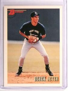 1993 Bowman Derek Jeter rc rookie #511 *72846