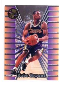 1996-97 Stadium Club Members Only Kobe Bryant rc rookie #52 *72834