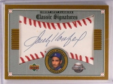2002 Sweet Spot Classics Signatures Sandy Koufax autograph auto #S-SK *72997