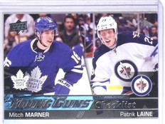 2016-17 Upper Deck Mitch Marner Patrik Laine Rookie RC YG Young Guns #500 *65822