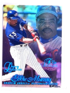 1997 Flair Legacy Collection Row 1 Eddie Murray #D021/100 #100 *64327