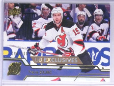 2016-17 Upper Deck Exclusives Travis Zajac #D096/100 #362 *65853
