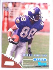 1998 Topps Stadium Club Randy Moss Rookie RC #189 *65922