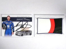 2016 National Treasures Dale Earnhardt Jr. Sheet Metal Autograph #D09/25 *63900