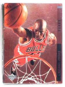 1993-94 Upper Deck SE Behind the Glass Complete Set of 13 Jordan *64248