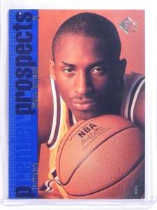 1996-97 Upper Deck SP Kobe Bryant Rookie rc #134 *59927