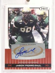 2010 Sage Hit Jason Pierre-Paul Autograph Auto Bronze #A90 *52797