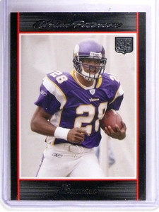2007 Bowman Adrian Peterson Rookie RC #126 *62003