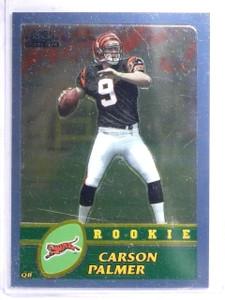 2003 Topps Chrome Carson Palmer Rookie RC #166 *63101