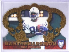 1996 Crown Royale Marvin Harrison Rookie RC #CR27 *62592