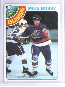 1978-79 topps Mike Bossy rc rookie #115 NM *55967