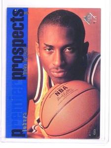 1996-97 SP Kobe Bryant Rookie RC #134 *50751