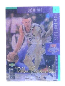 1994-95 Collector's Choice Gold Signature Jason Kidd rc rookie #408  *49928