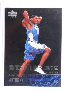 03-04 Upper Deck Carmelo Anthony rc rookie #303 *46719
