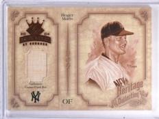 2004 Diamond Kings Heritage Collection Roger Maris Bat #D22/25 #HC23 *59598