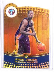 2002-03 Topps Pristine Gold Refractor Fred Jones #D93/99 #91 *66633
