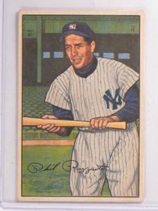 1952 Bowman Phil Rizzuto #52 VG-EX *66768