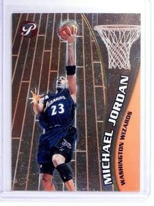01-02 Topps Pristine Michael Jordan #6 *48016