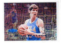 2012-13 Fleer Retro Bill Walton Flair Showcase Legacy Collection #D028/100 *4754
