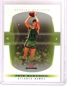 2004-05 Fleer Genuine Pete Maravick Heritage Reflectons #d003/100 #44 *46013