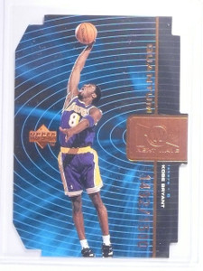 1998-99 Upper Deck Next Wave Bronze Kobe Bryant #D1492/1500 #QNW1  *62144